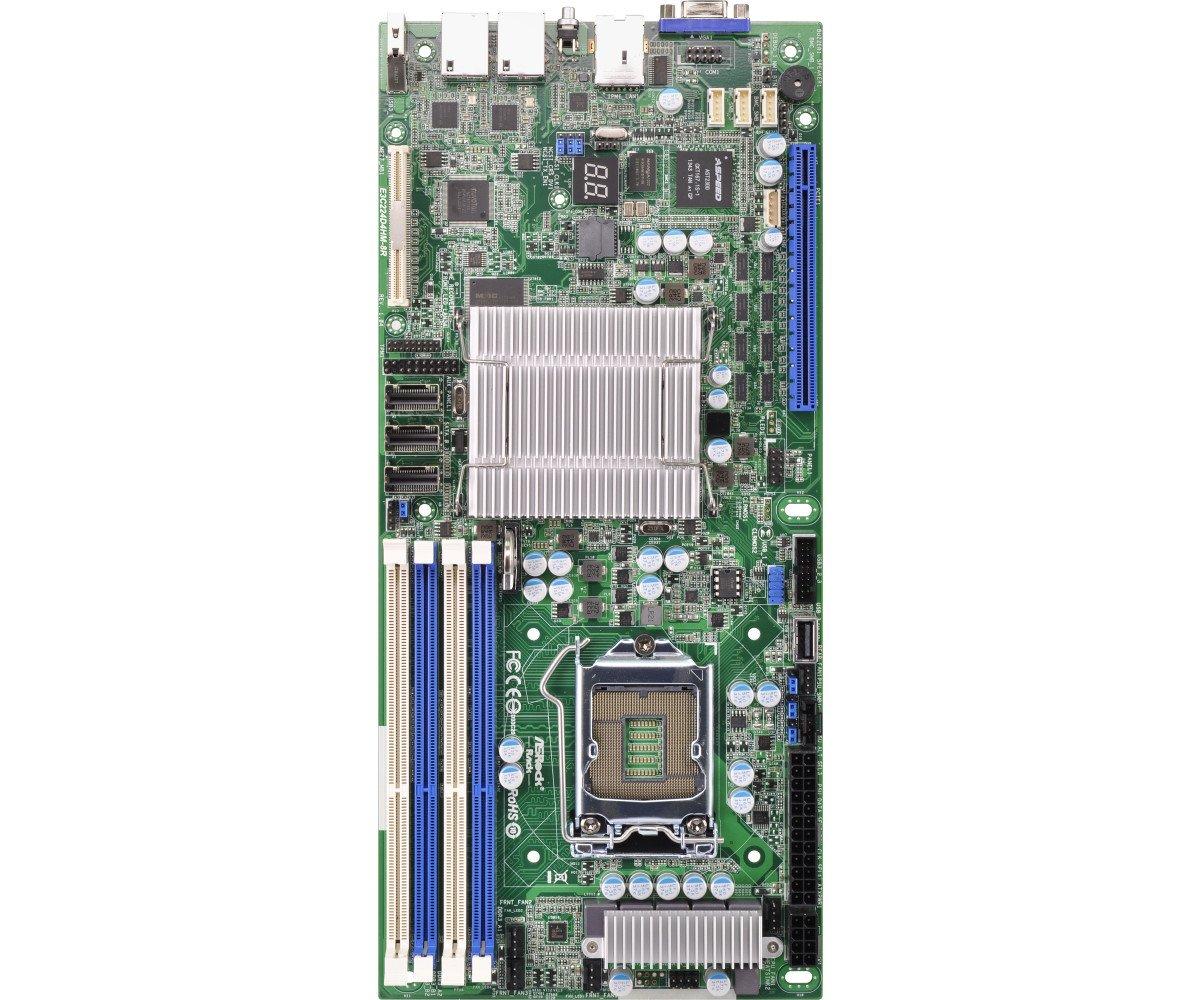 ASROCK RACK Motherboard ATX DDR3 1333 LGA 1150 Motherboar...