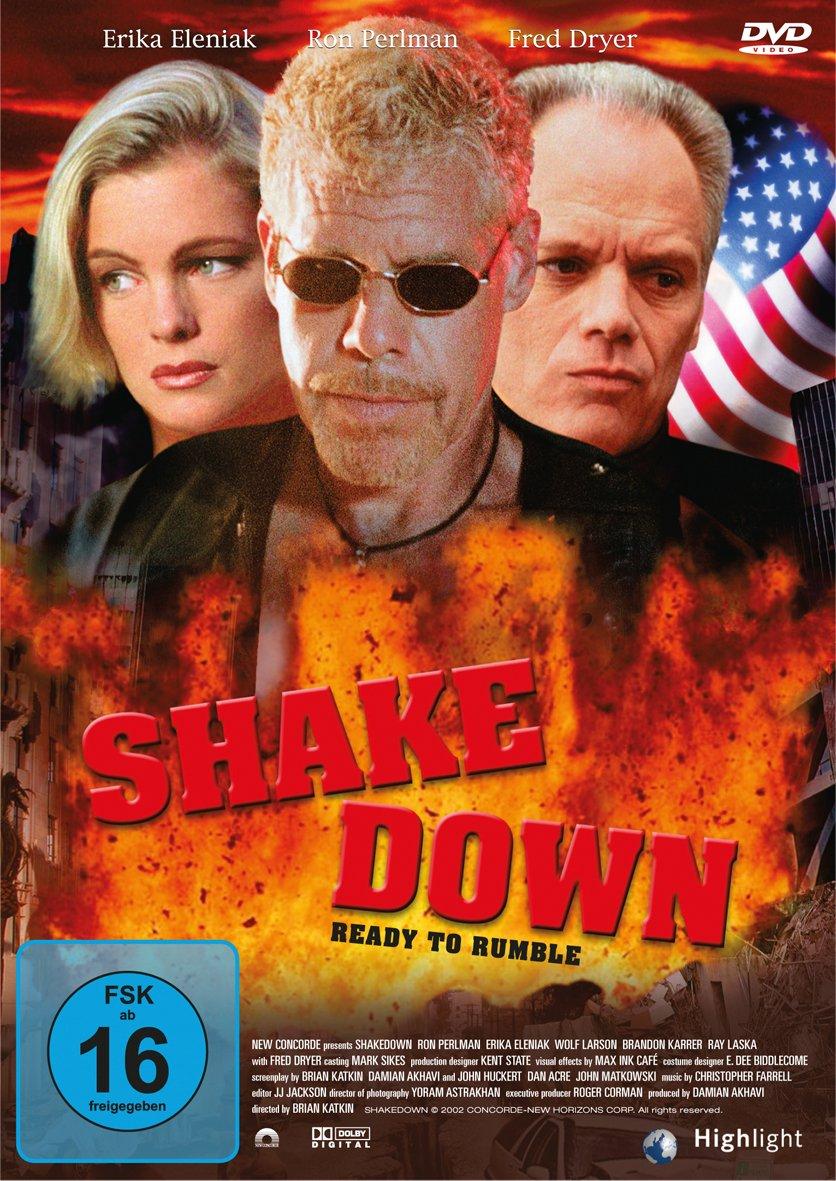 Shakedown [Alemania] [DVD]: Amazon.es: Ray Laska, Erika ...
