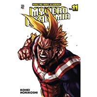 My Hero Academia 11. Boku no Hero