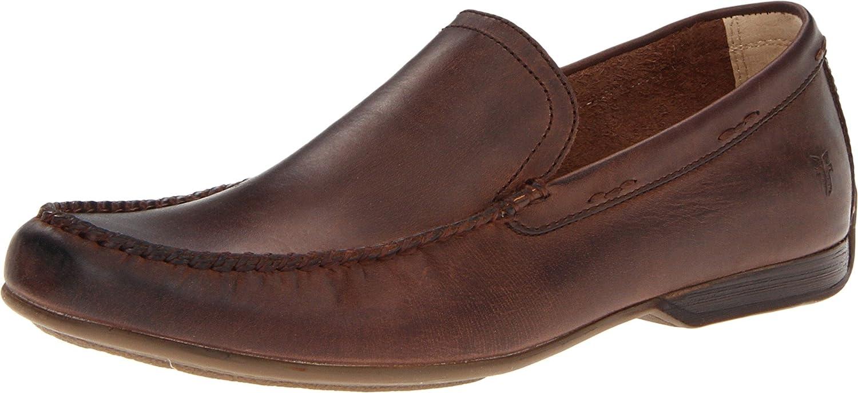 Brown Frye Men's Lewis Venetian Slip-On