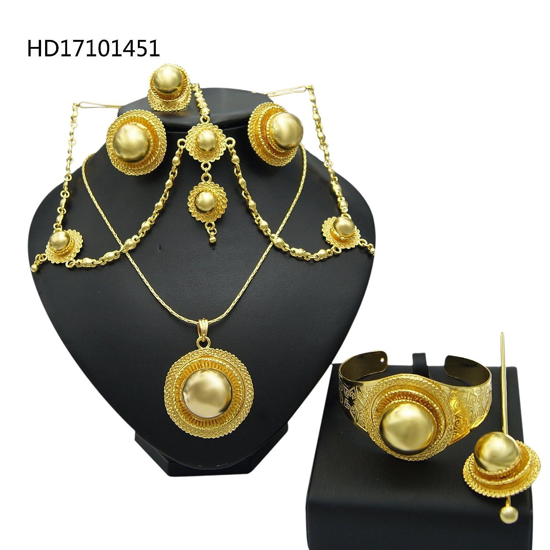 Indian Bridal Headpiece Head Jewelry Set Hair Clip Wedding