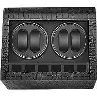 HBselect Caja Giratoria para Relojes Automaticos Silencioso Caja