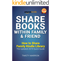 Sharing   Prime  Kindle Books.: How to create the Amazon Household