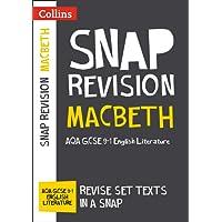 Macbeth: AQA GCSE 9-1 English Literature Text Guide (Collins GCSE 9-1 Snap Revision)