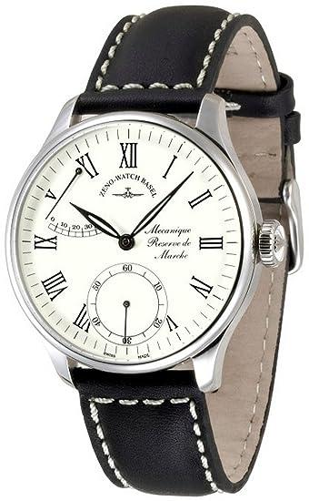 Zeno-Watch Reloj Mujer - Godat II Roma Power Reserve - 6274PR-ivo-rom: Amazon.es: Relojes