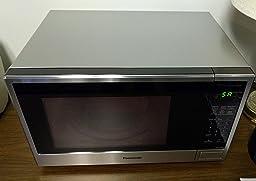 Amazon Com Panasonic Nn Su696s Countertop Microwave Oven