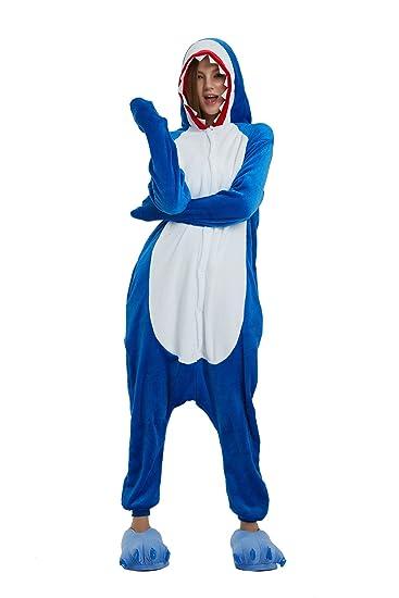 Woneart Disfraces Pijama Animales Adultos Traje Disfraz ...