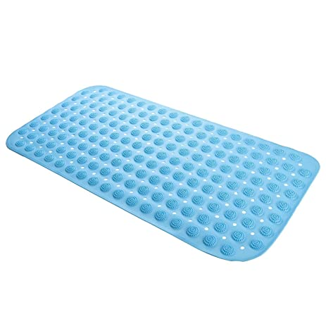 Bathtub Mat, Shower Mat,Non Slip PVC Bath Mats,Anti Bacterial, Mold