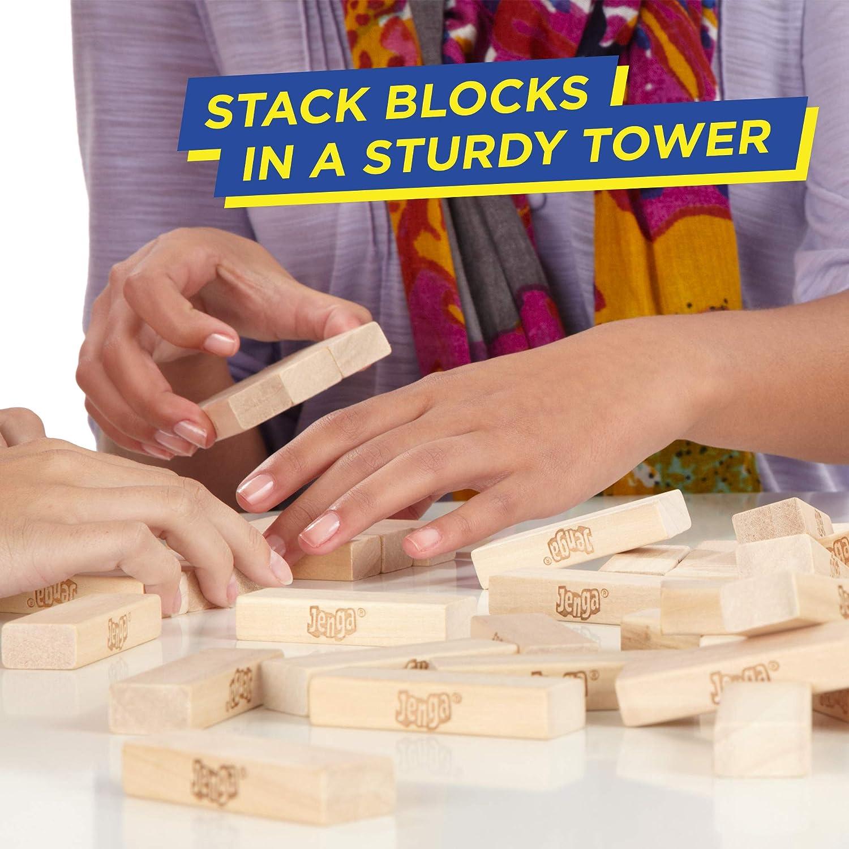 Nail me at the wood blocks