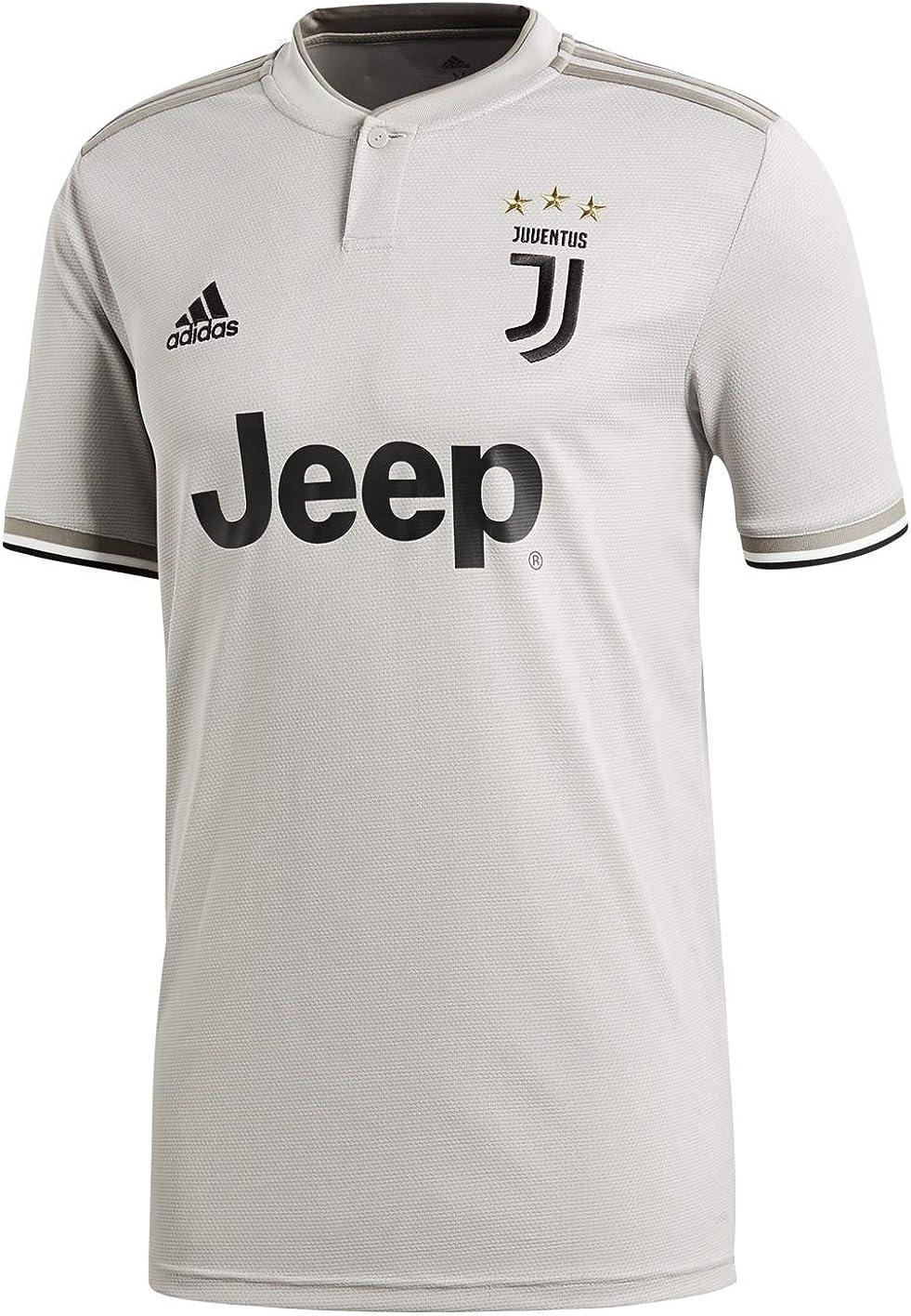 amazon com adidas juventus away youth soccer jersey 2018 19 clothing amazon com adidas juventus away youth