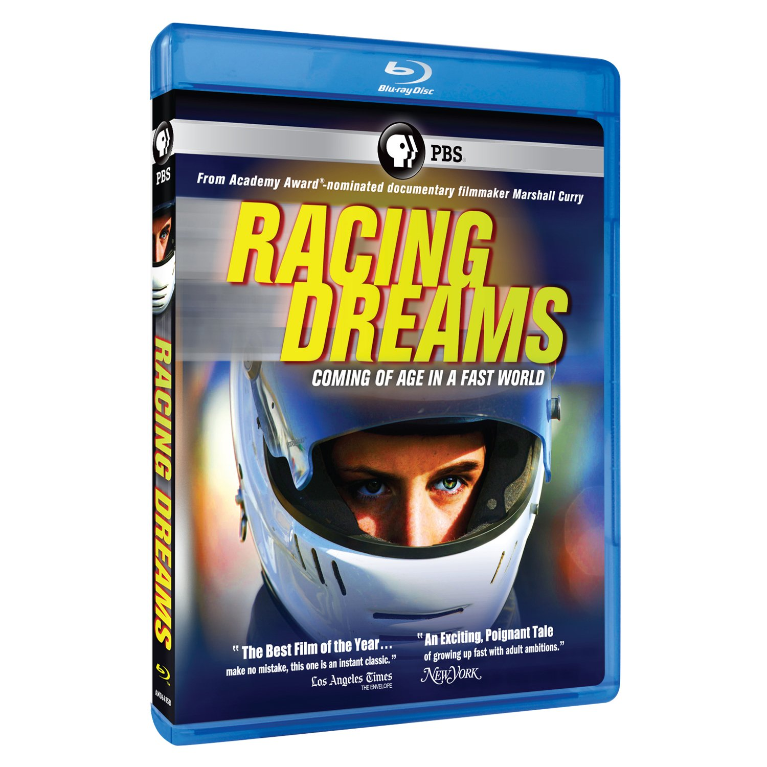 Blu-ray : Pov: Racing Dreams, Coming Of Age In A Fast World (Blu-ray)