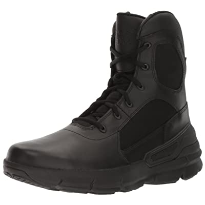 Bates Men's Charge-8 EMX Military & Tactical Boot   Shoes