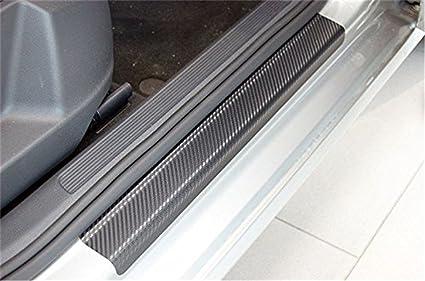 Einstiegsleisten Lackschutzfolie Schutzfolie 3D CARBON 2211 Subaru XV seit 2017