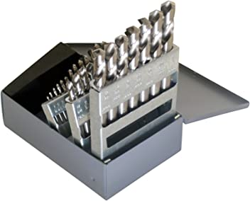 HSS Round Rod Unpolished 4.5 Length High-Speed Steel 5//16 Diameter Undersized Tolerance Mill Pack of 6 Finish