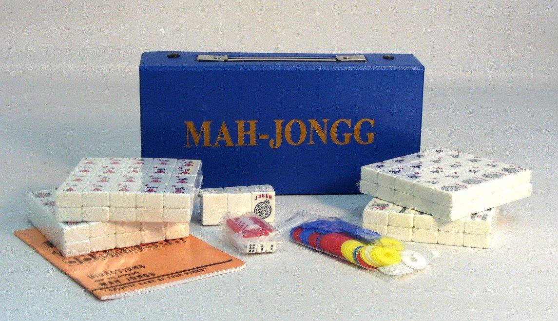 Mah Jongg Travel Game by John N. Hansen