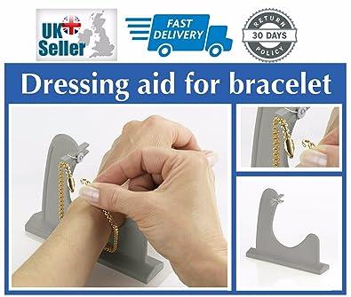 Wenko Rheumatism Dressing Aid For Bracelets / Jewellery Helper / Fastener Holder DZw7F