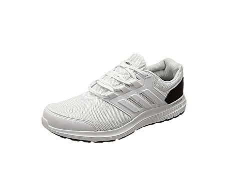 new product 21f50 c46f5 adidas Galaxy 4 M, Chaussures de Running Homme, Gris One F17ftwr White