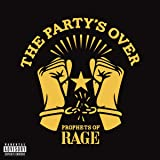 The Party'S Over (Ltd.Red Vinyl) [Vinyl Maxi-Single]