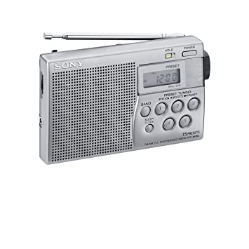 Sony icf m260 fmam digital tuning portable radio silver amazon sony icf m260 fmam digital tuning portable radio silver sciox Image collections