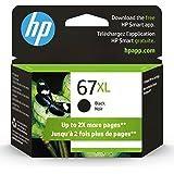 HP 67XL | Ink Cartridge | Black | 3YM57AN