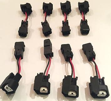 ls1 ls6 lt1 ev1 engine wire harness to ls2 ls3 ls7 ev6 injector adapters LT1 Engine