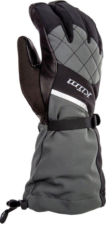 KLIM Women's GORE-TEX Waterproof Insulated Allure Glove (2XL, Black)