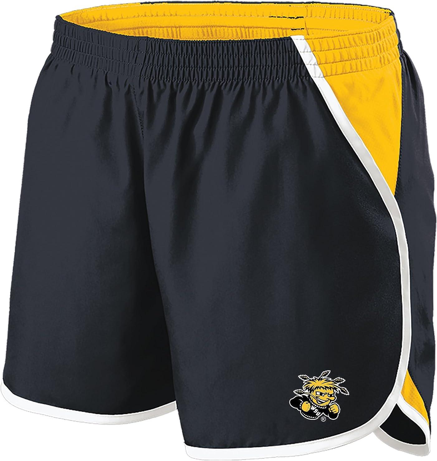 Forest//Black//White NCAA Baylor Bears Womens Energize Shorts XX-Large