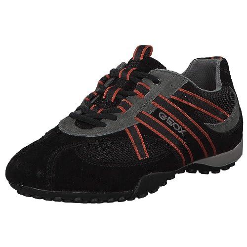 lässige Schuhe präsentieren 50% Preis Geox U Snake S Sneaker Low