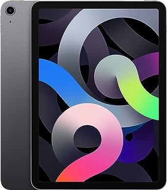 最新 Apple iPadAir (10.9インチ, Wi-Fi, 64GB) - スペースグレイ (第4世代)