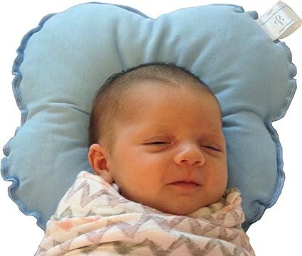 Almohada de apoyo para la cabeza de bebé prematuro y recién nacido ...