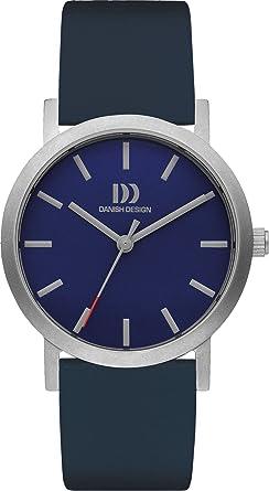 Danish Armbanduhr Leder Iq22q1108 Analog Design Unisex Quarz 0wv8nONmy