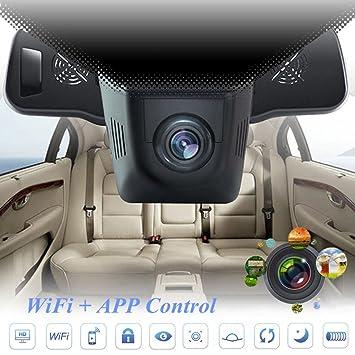Cámara oculta DVR para coche de Lonshell, Full HD 1080p, grabadora de vídeo,