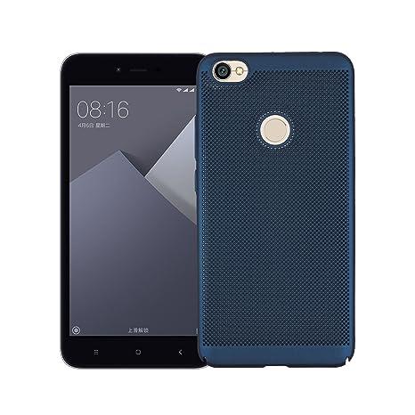 Funluna Funda Xiaomi Redmi Note 5A, Carcasa Redmi Note 5A Prime, Ultra Delgado PC Back Cover de Parachoques Duro Cubierta Protectora para Xiaomi Redmi ...