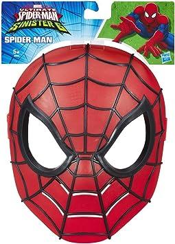 Spiderman - Juego de máscara de Spider-Man , color/modelo surtido: Amazon.es: Juguetes y juegos