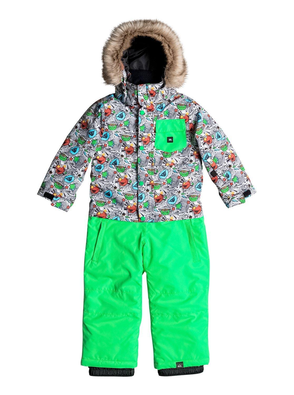 Quiksilver Boys' Rookie Snowsuit Na Pali