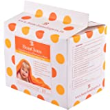 Bumchum Bamboo Chemical Free Disposable Nappy Pads with Elastic