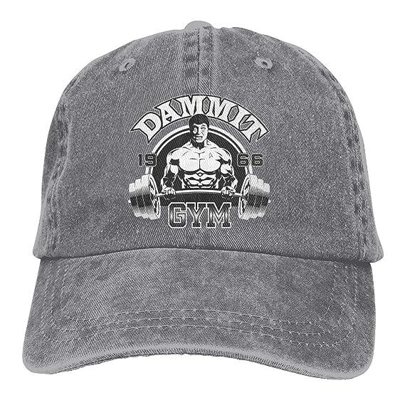 Ameok-Design Gorra de béisbol para Hombre y Mujer, Estilo Vintage ...