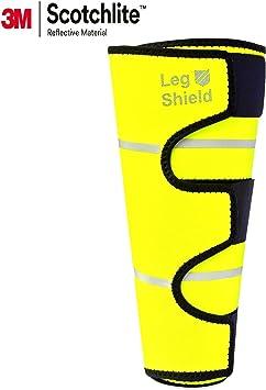 Leg Shield Excelente Protector de Pantalón para Bicicleta ...