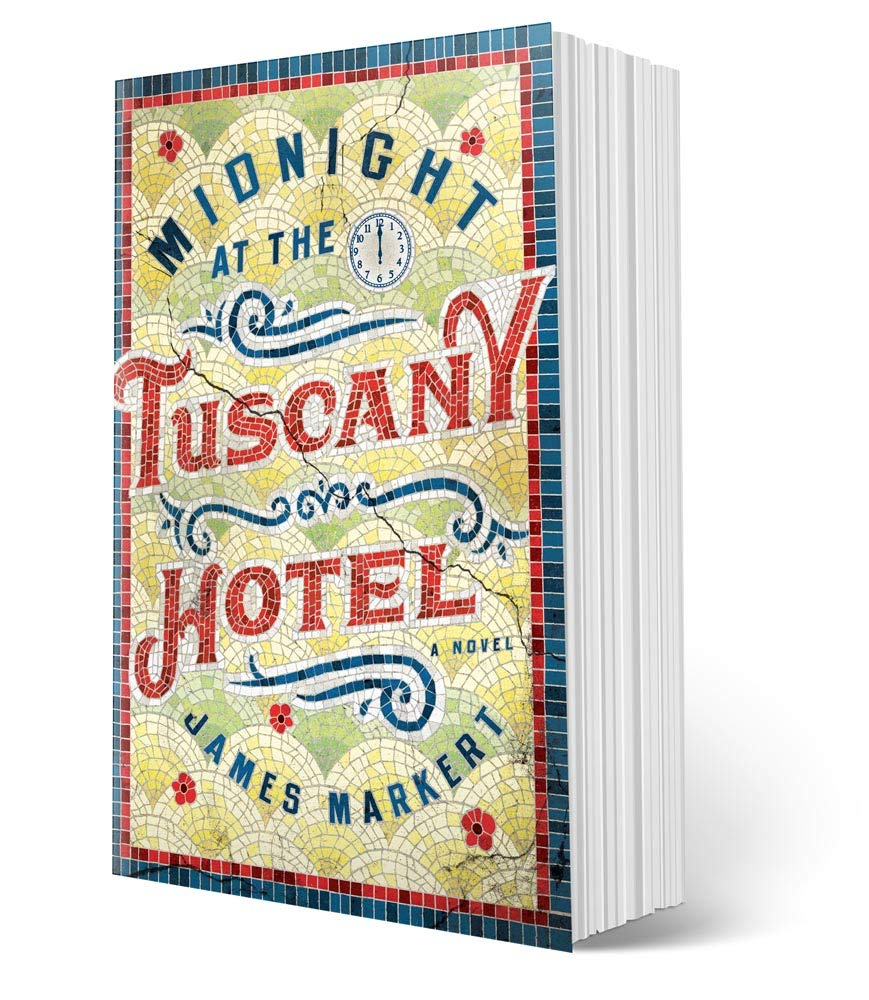 Midnight at the Tuscany Hotel {A Review}