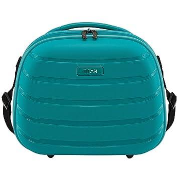 Travelite Beautycase Vector in turquoise Vanity, 36 cm, 20 liters