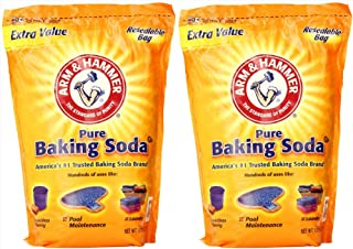 product image for 2 x 13.5 Pounds Arm & Hammer Pure Baking Soda (27 Pounds Total)
