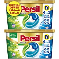 Persil Discs Regular Twin Pack, 2x 11WL