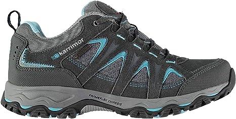 Karrimor Mujer Mount Low Zapatillas Impermeable De Senderismo ...