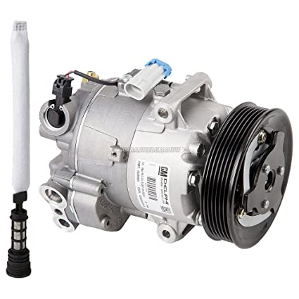 Amazon.com: OEM AC Compressor w/A/C Drier For Chevrolet Cruze - BuyAutoParts 60-88366R4 New: Automotive