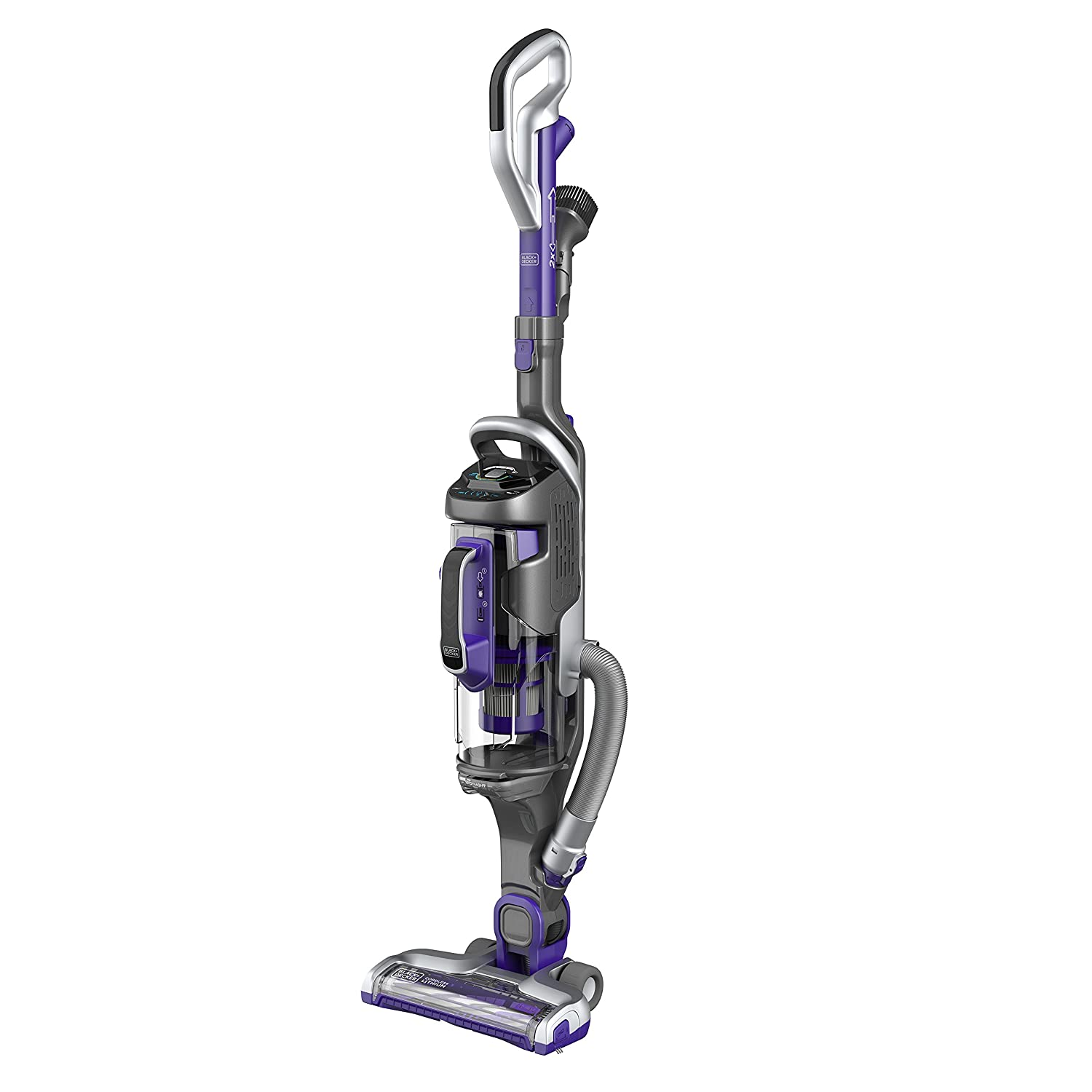 Black+Decker 2in1 Multipower Pet Vacuum Cleaner