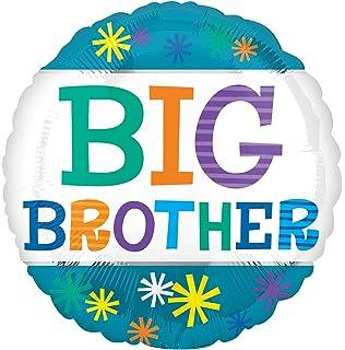 Amscan International 3560001 Foil BalloonSD CBig Brother Stars