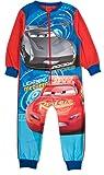 Kids Boys Fleece Character Onesie Pyjamas Pj's Size UK 1-8 Years