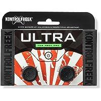 KontrolFreek Ultra para Mando de Xbox One | 2 Performance Thumbsticks | 2 Altura Media cóncavos | Negro