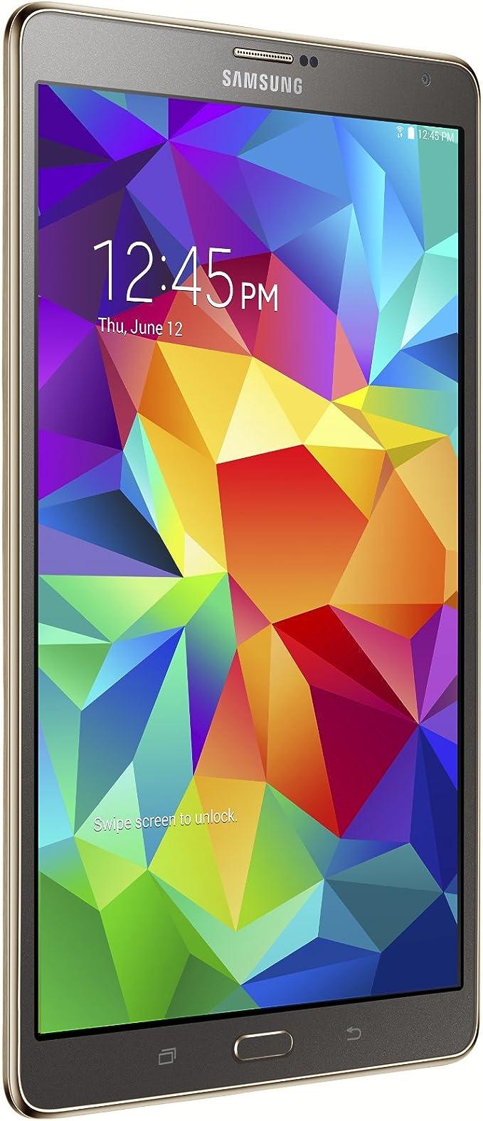 Samsung Galaxy Tab S 8.4 16GB Bronce - Tablet (Minitableta ...