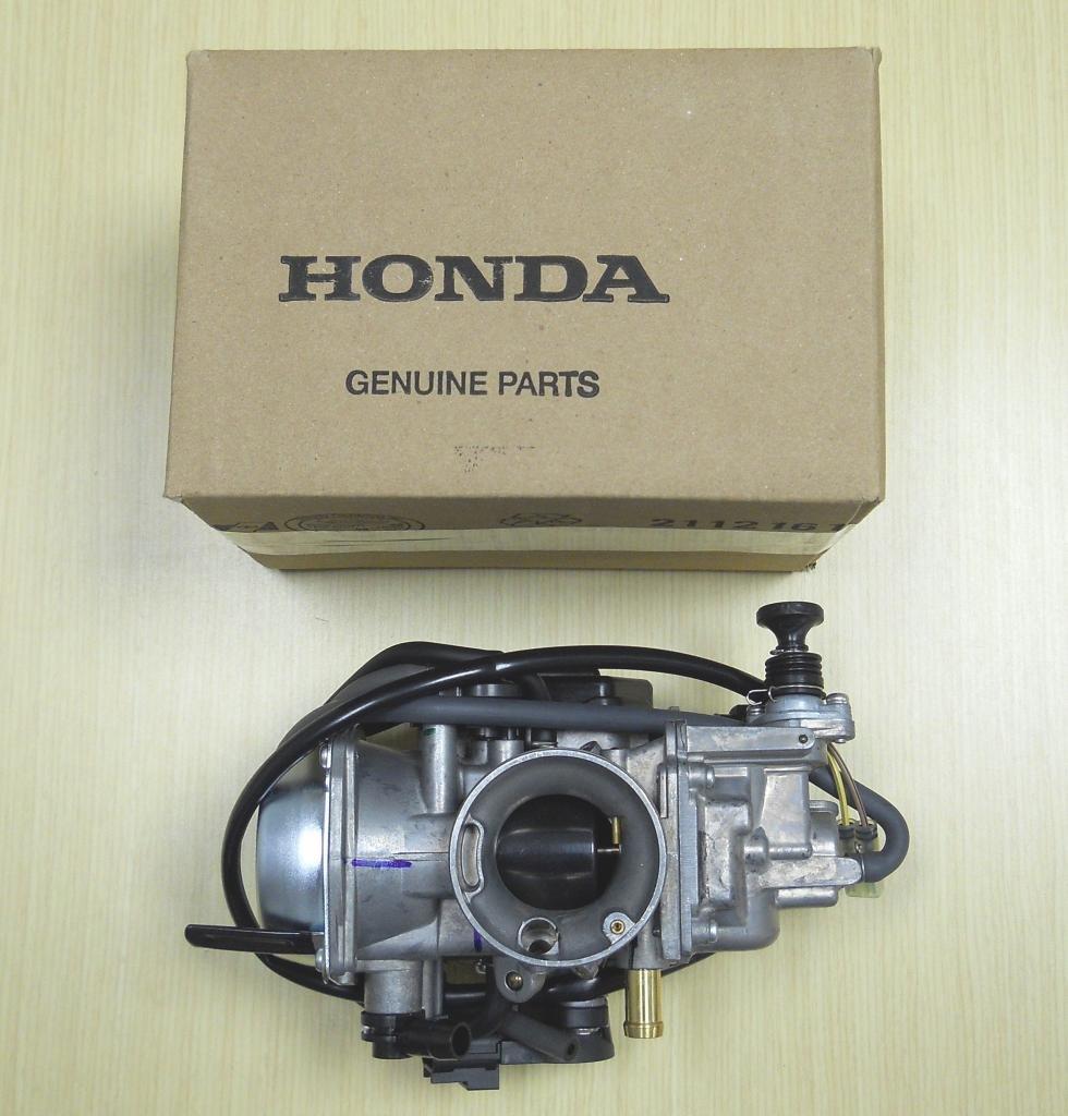 New 2005-2011 Honda TRX 500 TRX500 Foreman ATV OE Complete Carb Carburetor